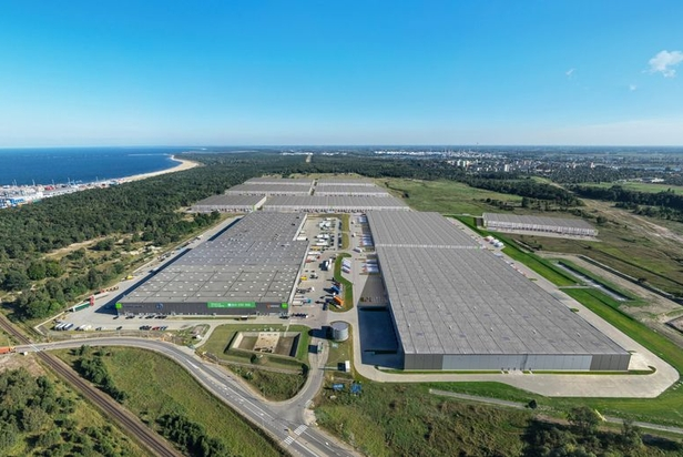 Langowski Shipping leases warehouse space in Gdańsk
